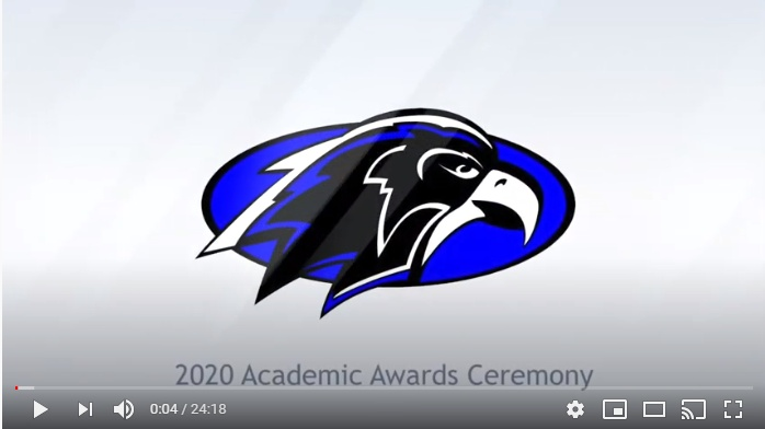 2020 Academic Awards
