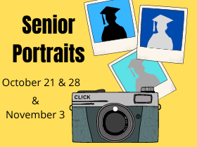 Senior Portrait Information for Students and Parents